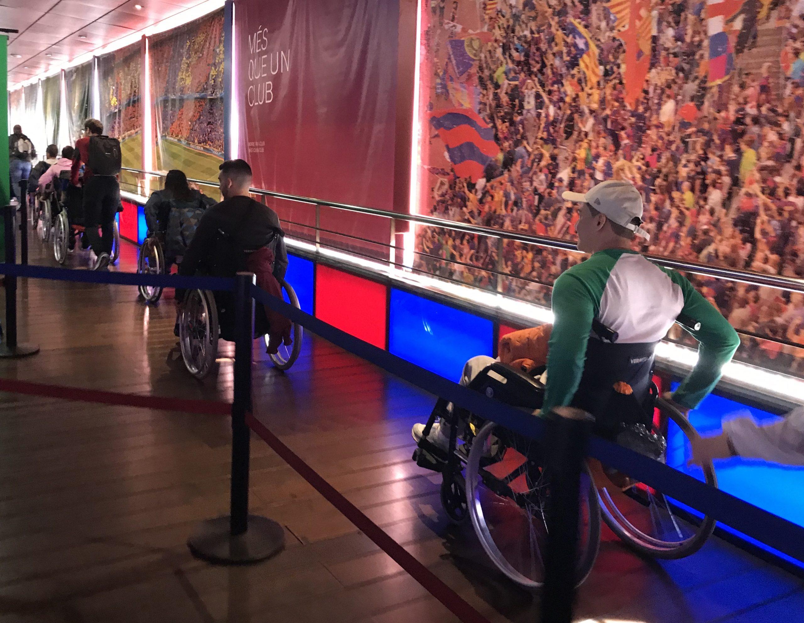 El valor de l'oci inclusiu per a persones amb discapacitat
