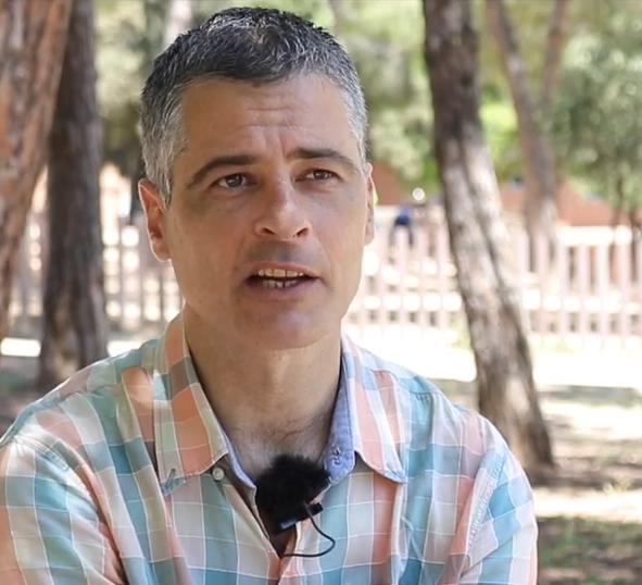 Jordi Diz, conferenciant