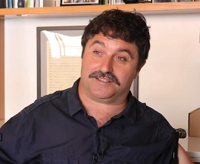 Antonio Centeno, activista i membre fundador del FVID