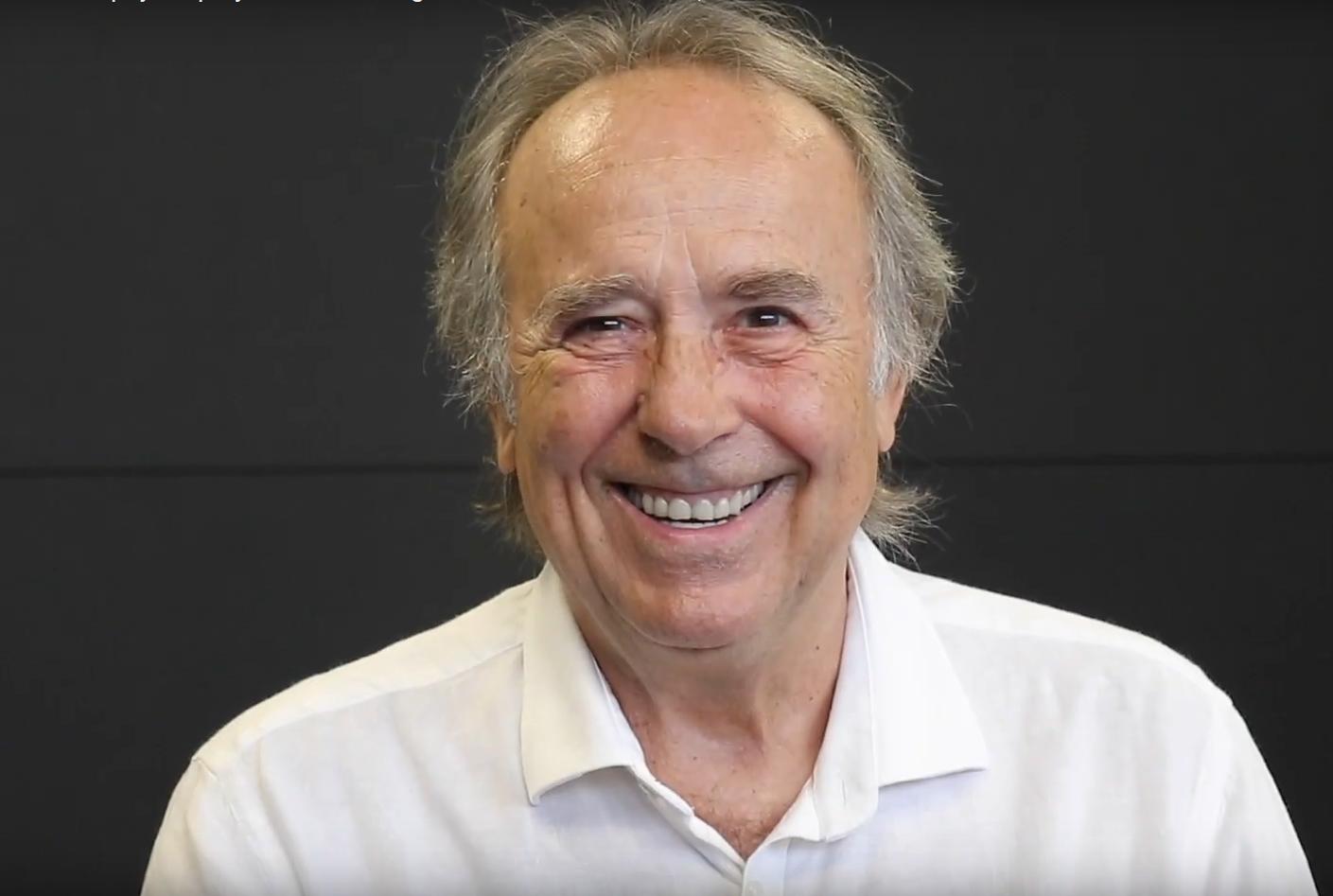 Joan Manuel Serrat, cantautor