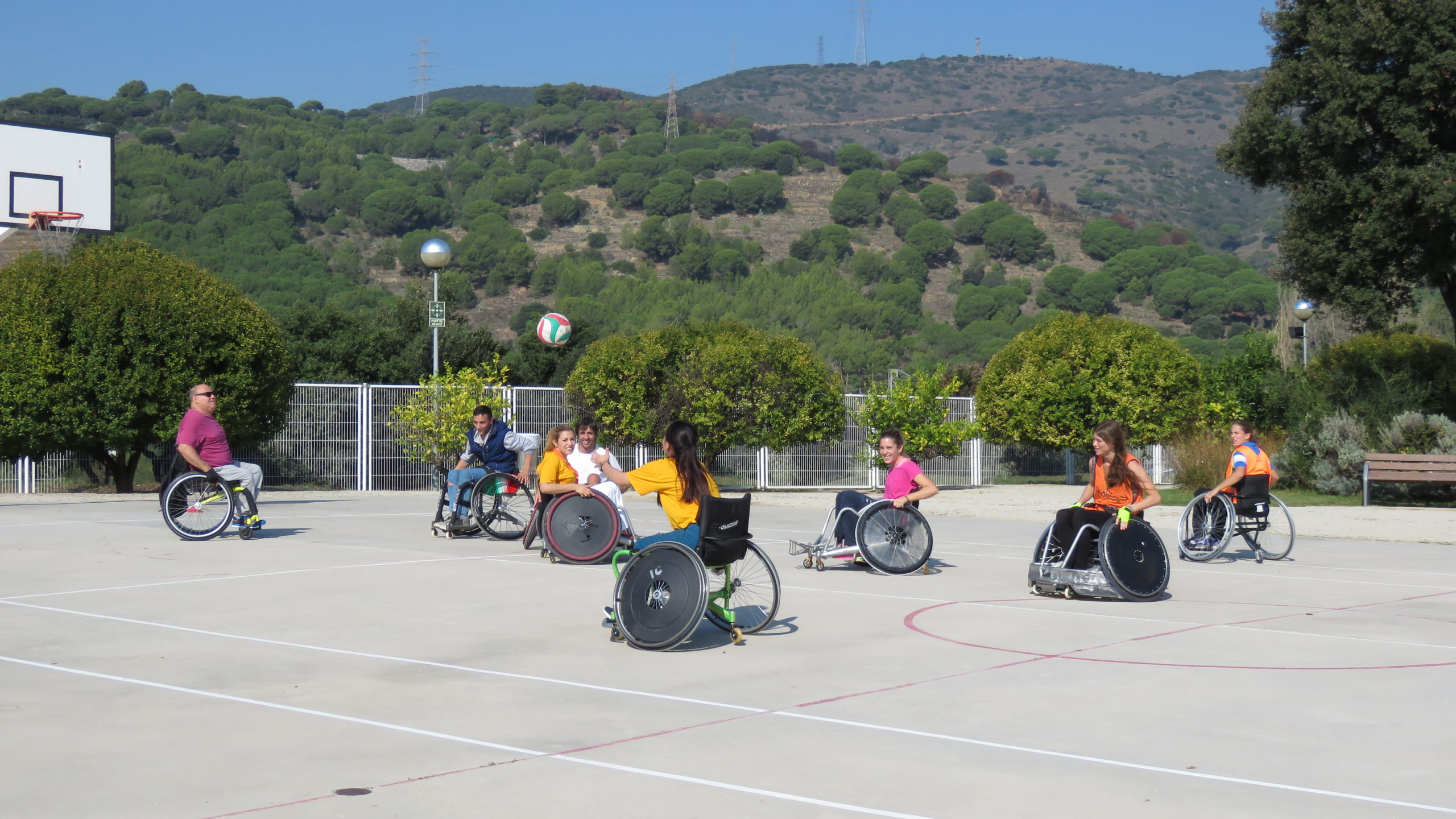 Com fer que un esport sigui inclusiu?