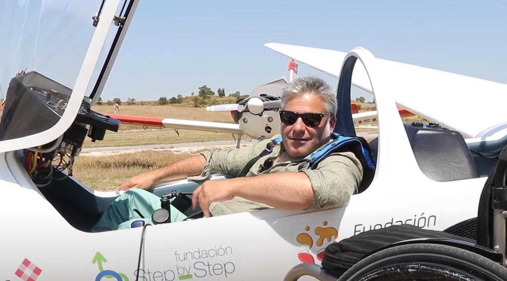 Carlos de Albert, vicepresident de Sillas Voladoras