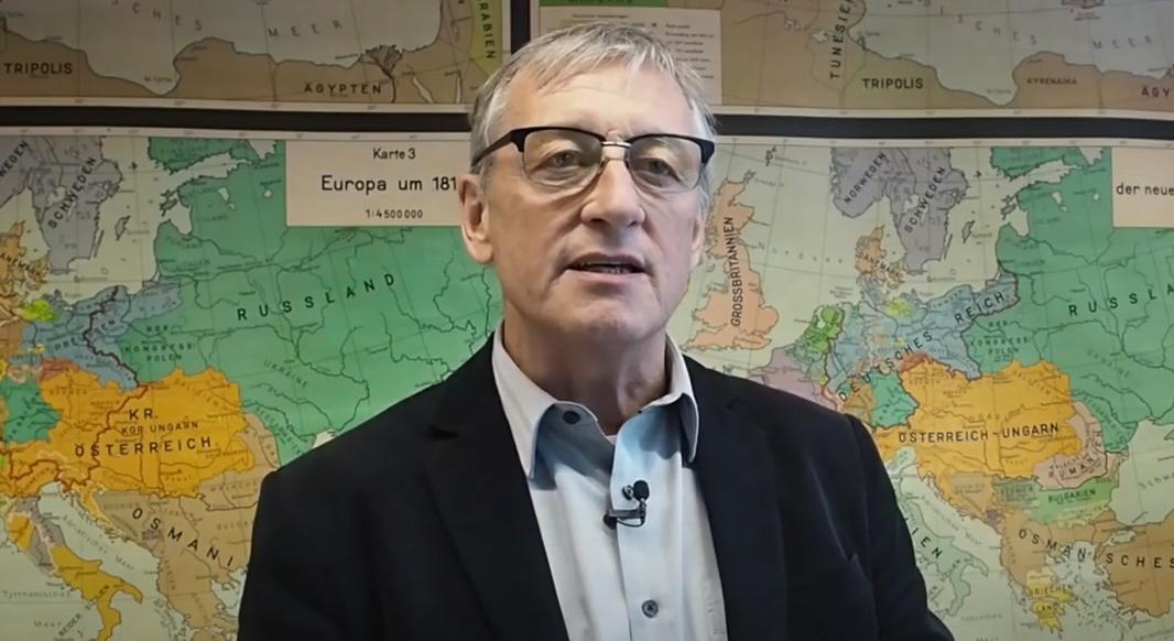 Luk Zerlderloo, secretario general de EASPD