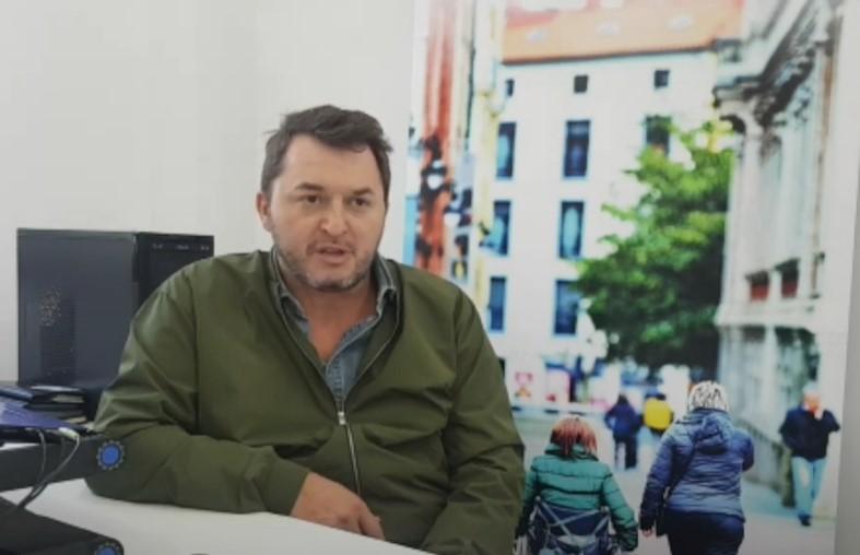 Francisco Sardón, President de PREDIF
