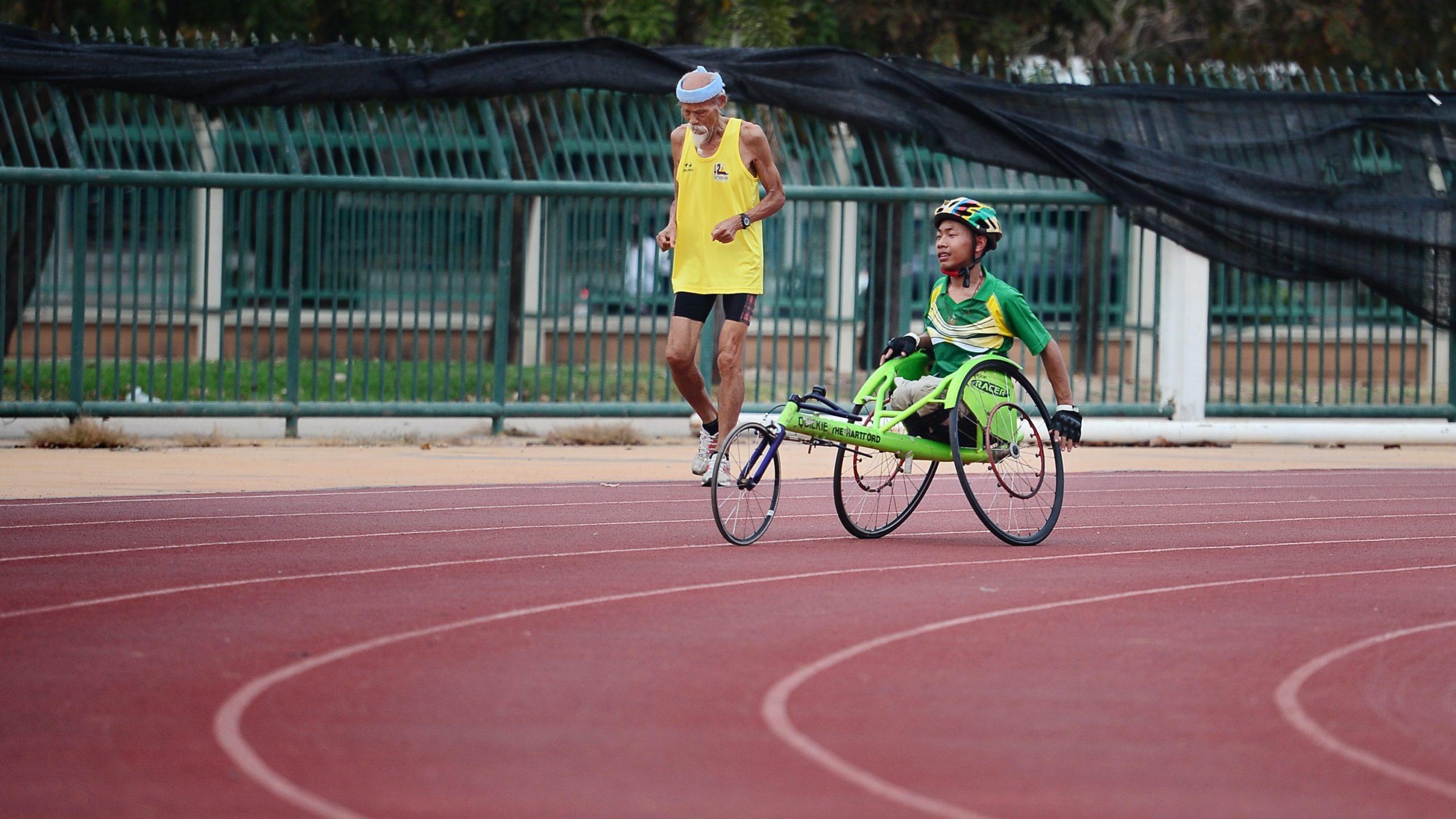 Jugamos todos: olímpicos y paralímpicos disputan los primeros Juegos Inclusivos de la historia